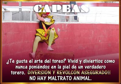 Capeas | Despedida de soltera en El Puerto y Conil