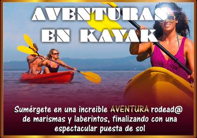 Aventura en Kayak | despedida de soltera y soltero en El Puerto y Conil